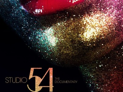"Cartaz do documentário ""Studio 54"""